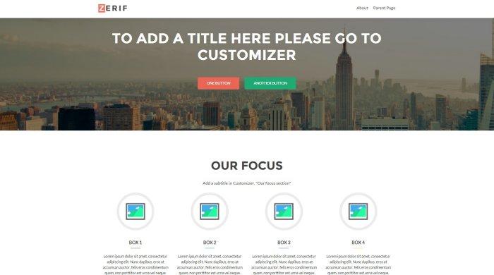 zerif-lite-wordpress-theme