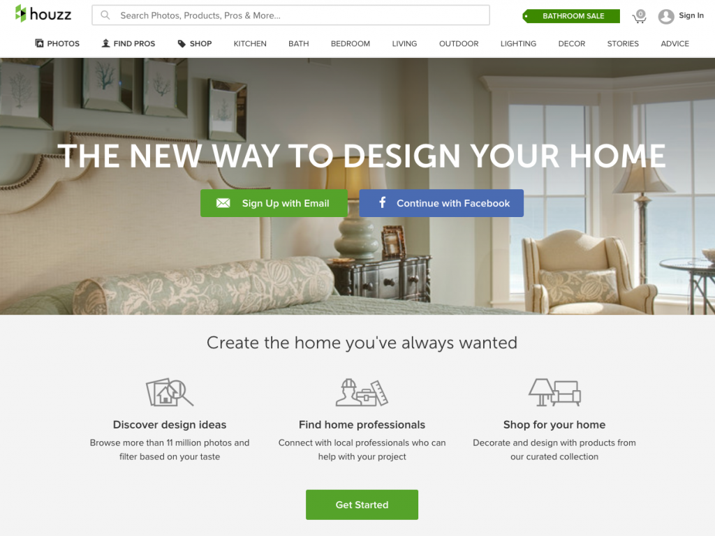Houzz-ux-communication