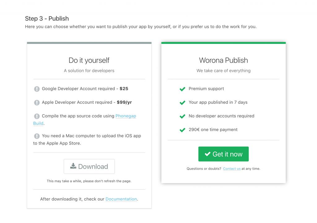 publish-app