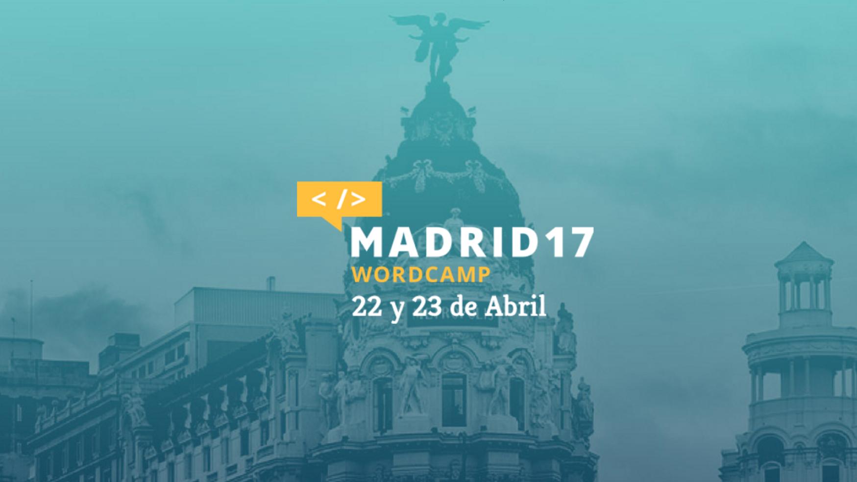 wordcamp madrid 2017