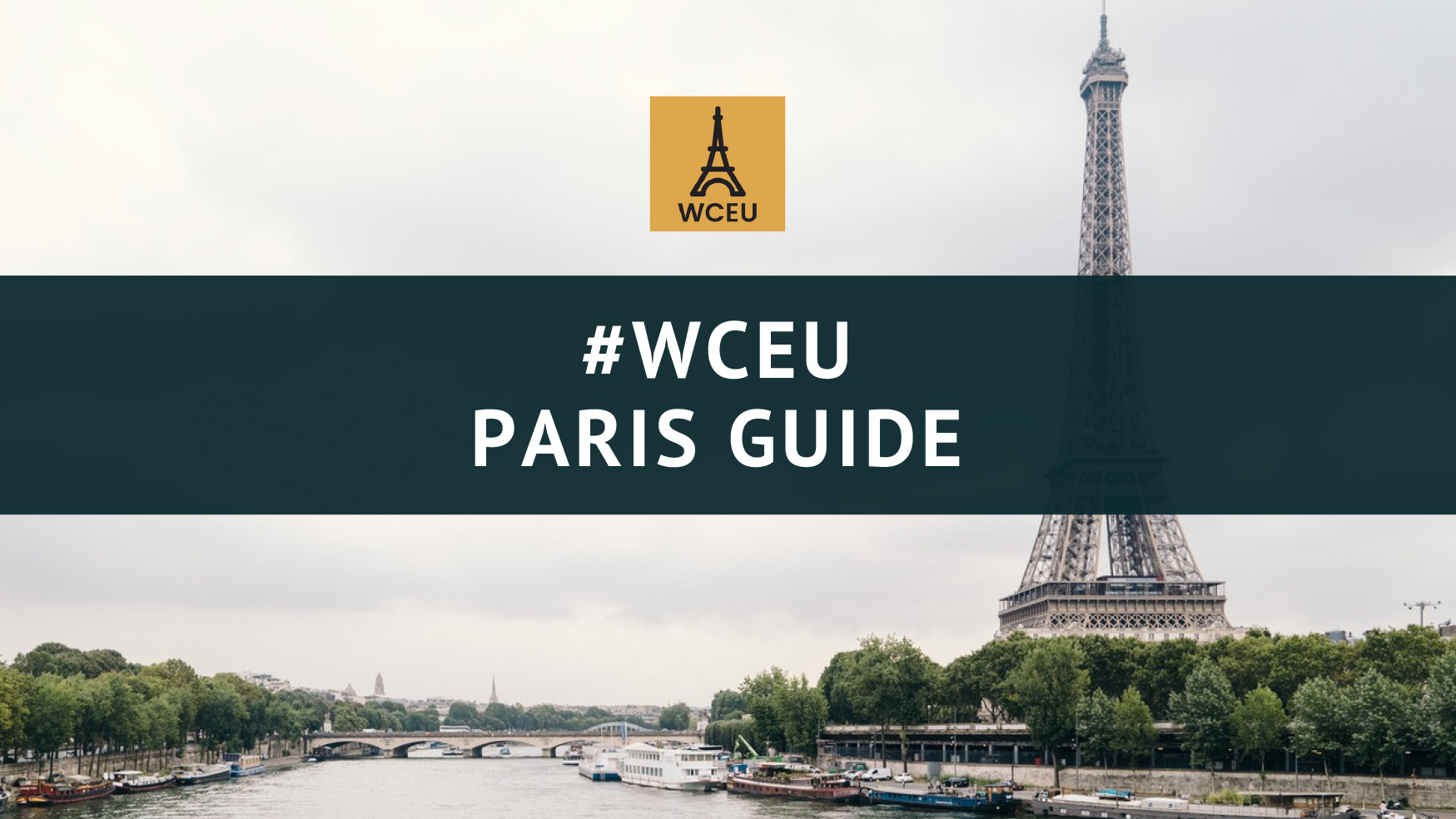 #WCEU-Paris-Guide-App