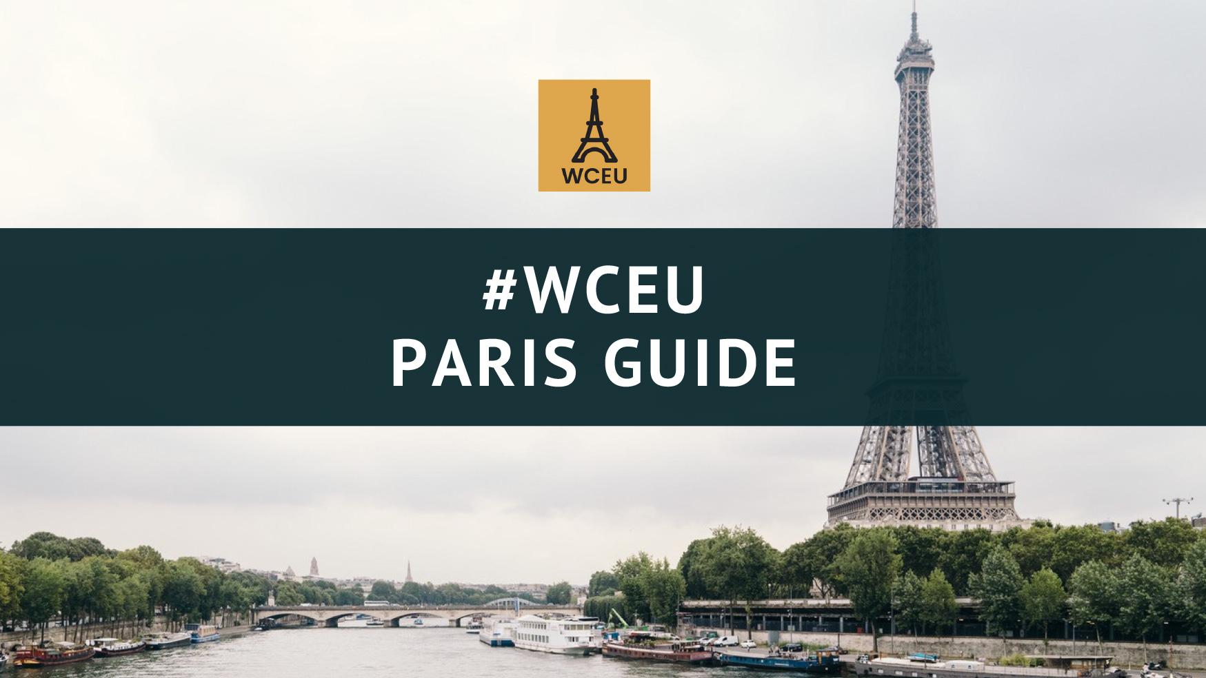 #WCEU-Paris-Guide-App