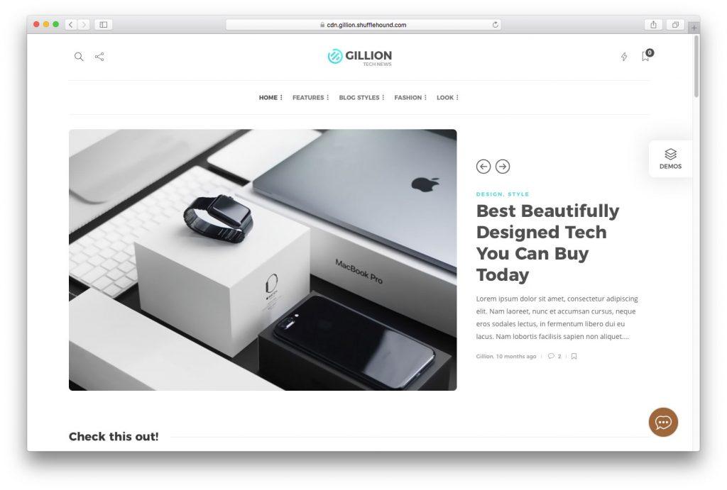 Gillion-mobile-friendly-WordPress-themes