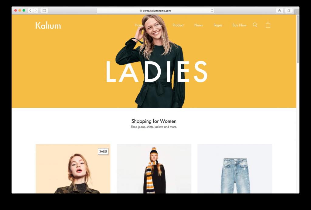 Kalium-mobile-friendly-WordPress-themes