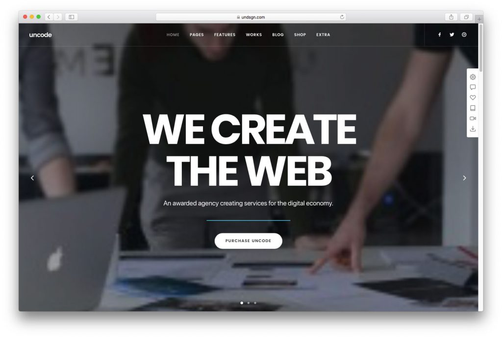 Uncode-mobile-friendly-WordPress-themes