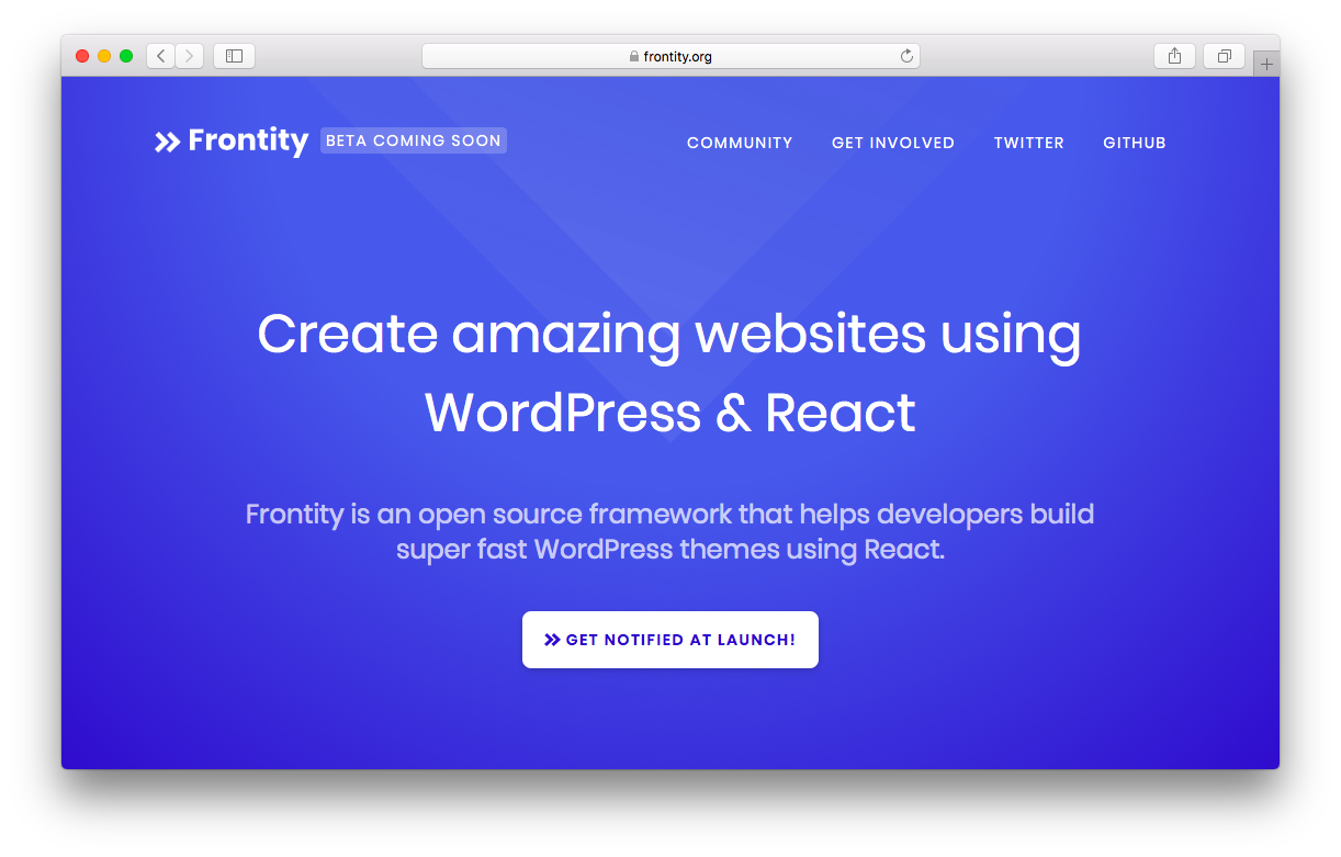 10 WordPress Themes Built with React JS