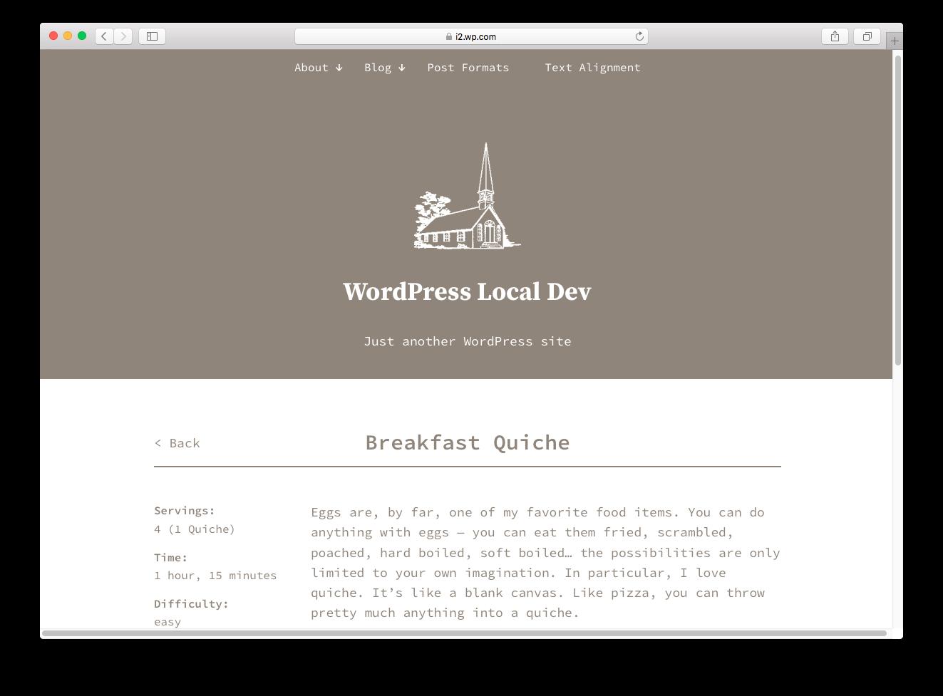 10 WordPress Themes Built with React JS