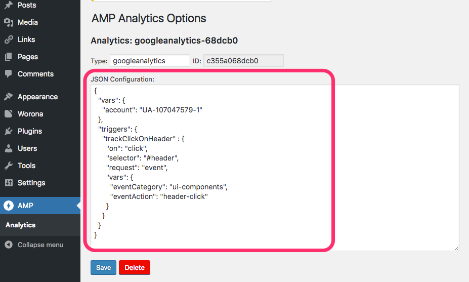 AMP_Analytics_Options_Example_JSON_Configuration