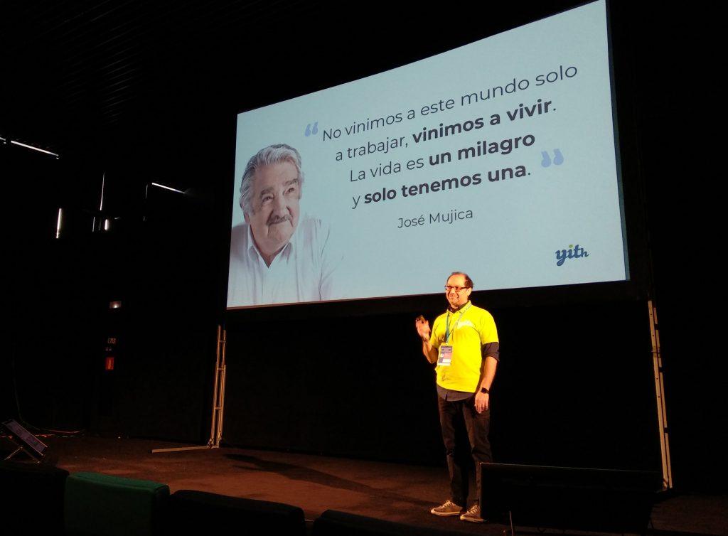 Nando Pappalardo's talk