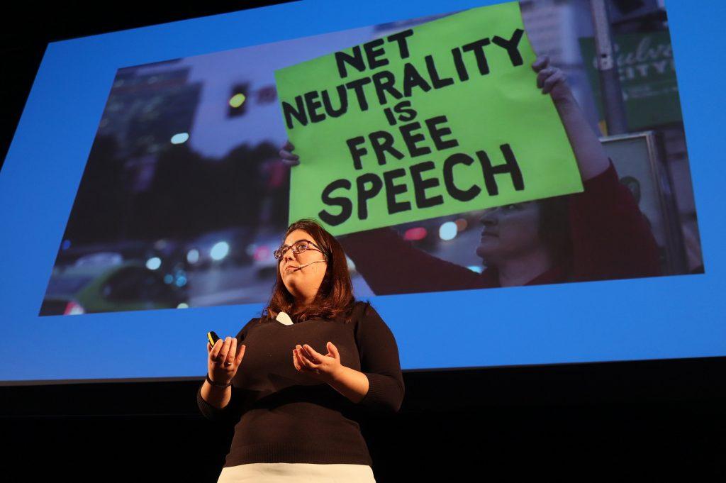 Rocío Valdivia's talk