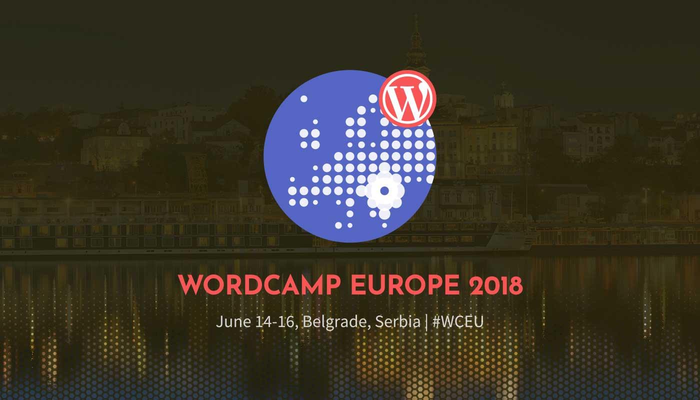 Recap-WCEU-Belgrade-2018
