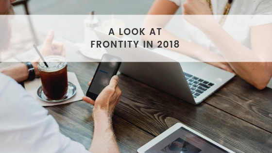 A look at Frontity in 2018