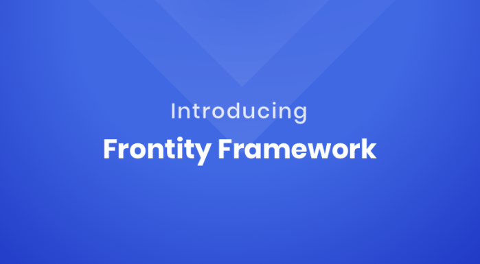 Introducing Frontity Framework