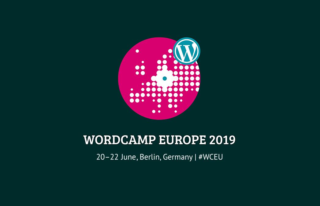 WordCamp Europe Berlin 2019