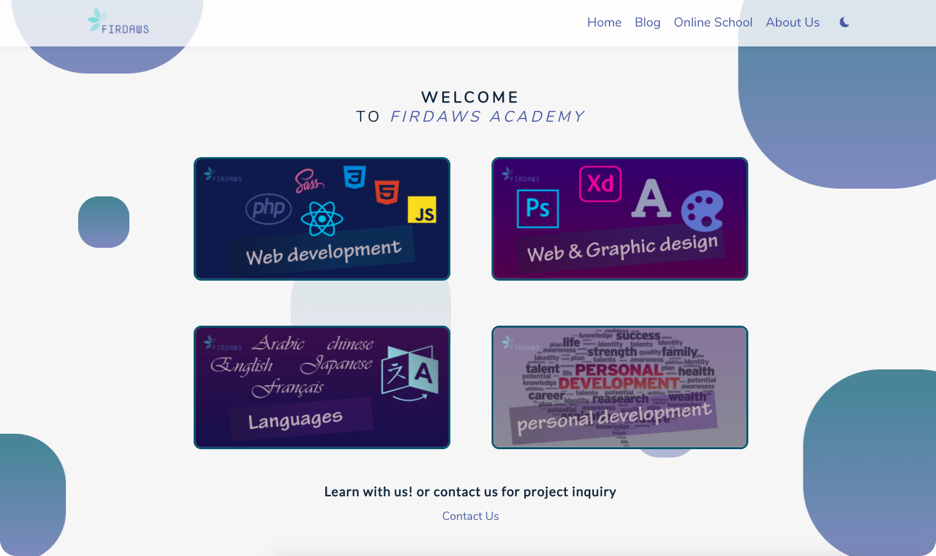 firdaws-academy-screenshot
